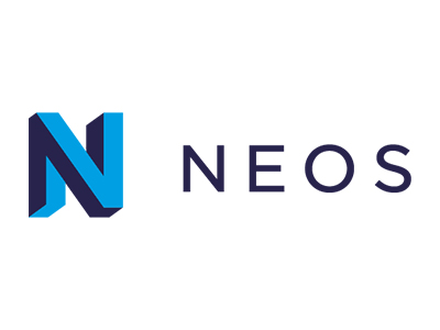 Logo des Content Management Systems Neos