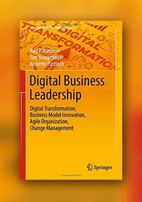 digital business leadership cover
