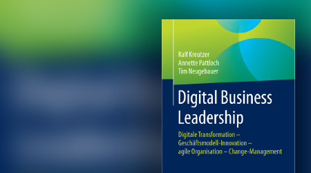Visual Fachbuch Digital Business Leadership Buchcover
