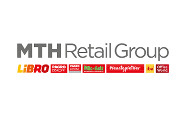 Logo der MTH Retail Group