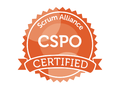 Logo Certified Scrum Product Owner Scrum Alliance