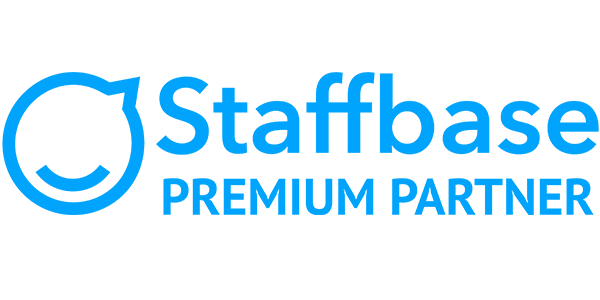 Logo Staffbase Premium Partnerschaft