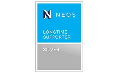 Neos Longtime Supporter Silver Badge