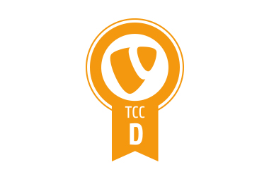 Logo TYPO3 Certified Developer