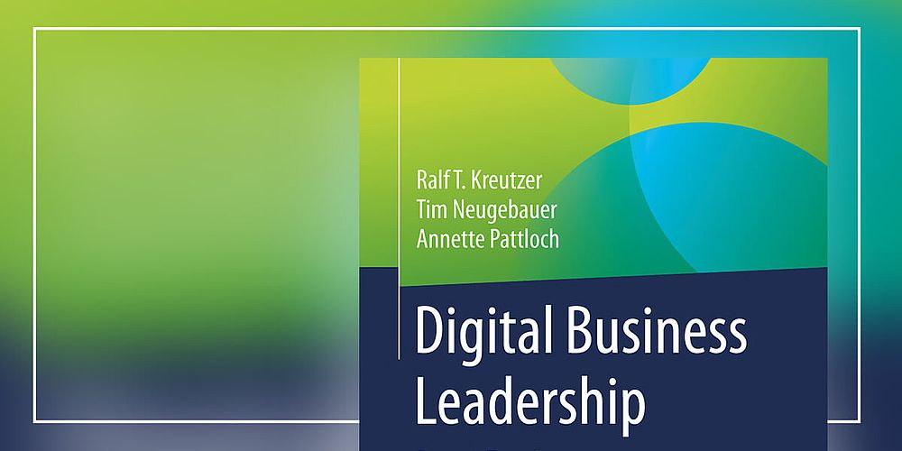 Buch Digital Business Leadership